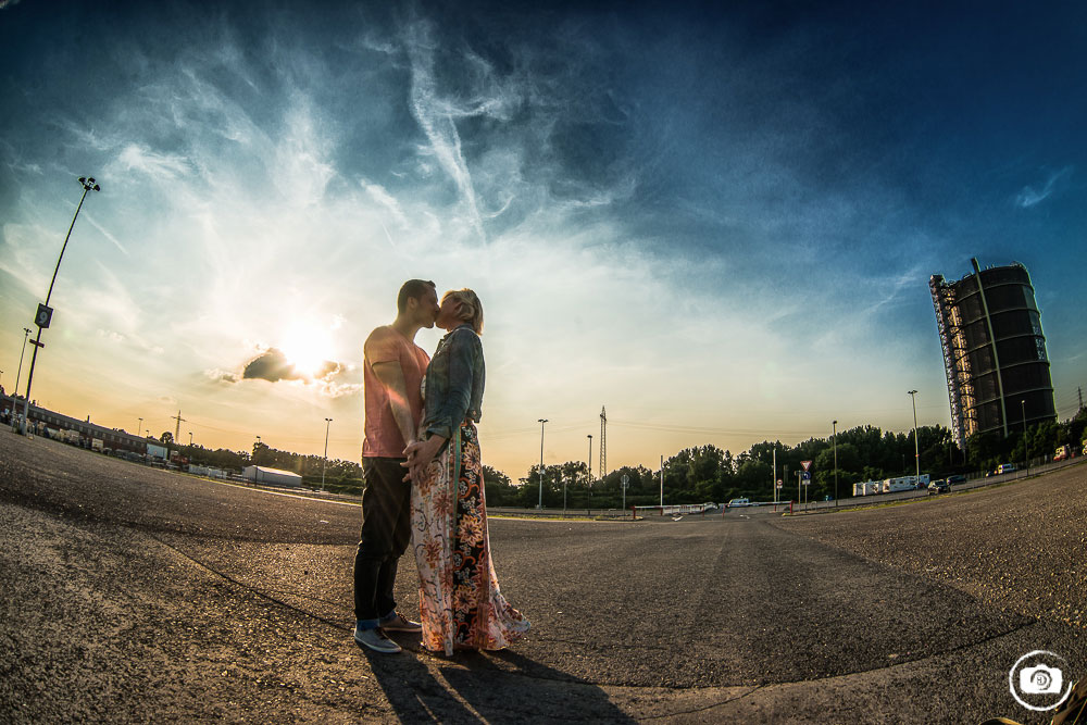 Engagement-Shooting Oberhausen – Centro