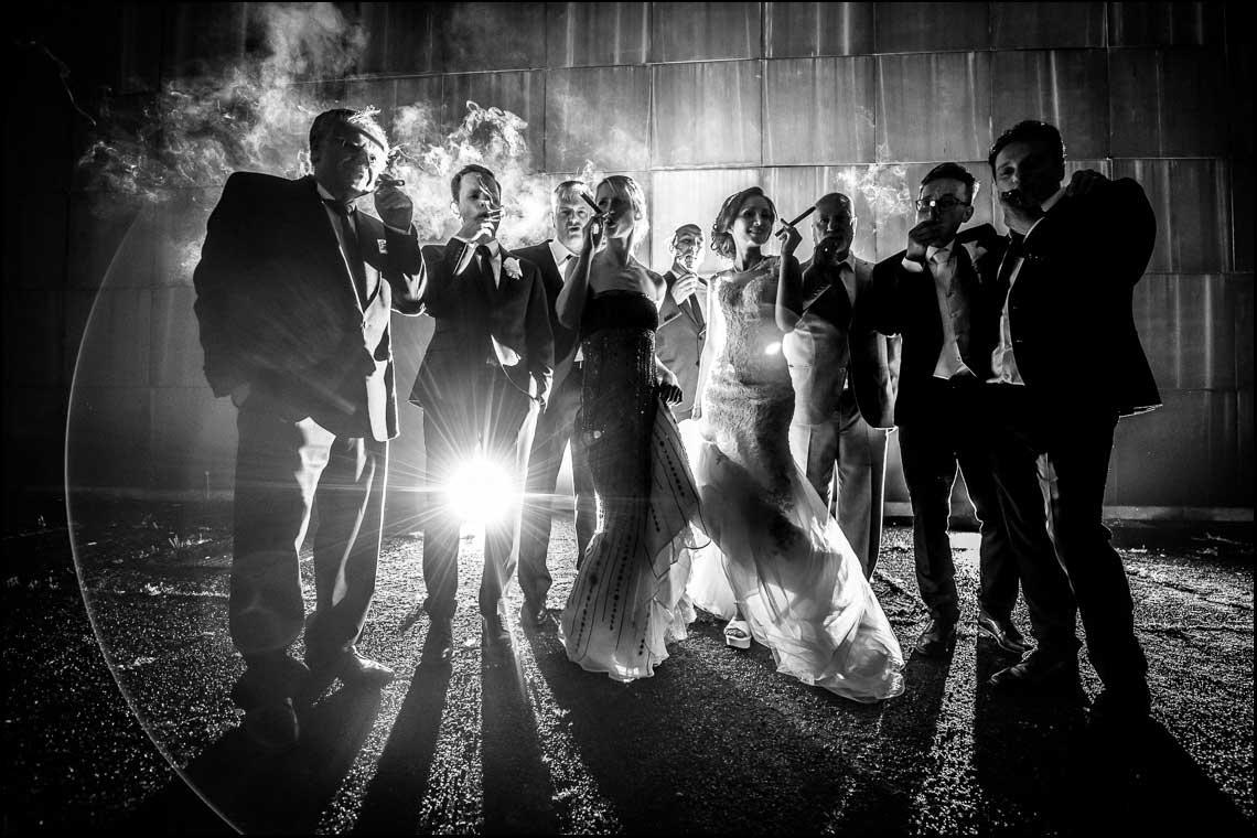 Hochzeitsfotograf Gruppenfoto