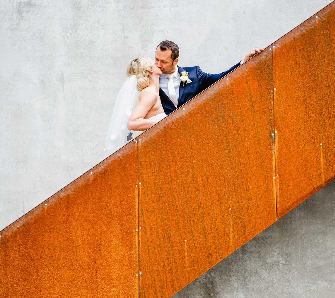 Hochzeitsfotografie der Ablauf