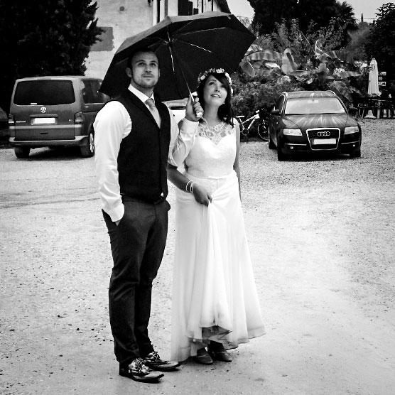 Hochzeit von Jacky und David