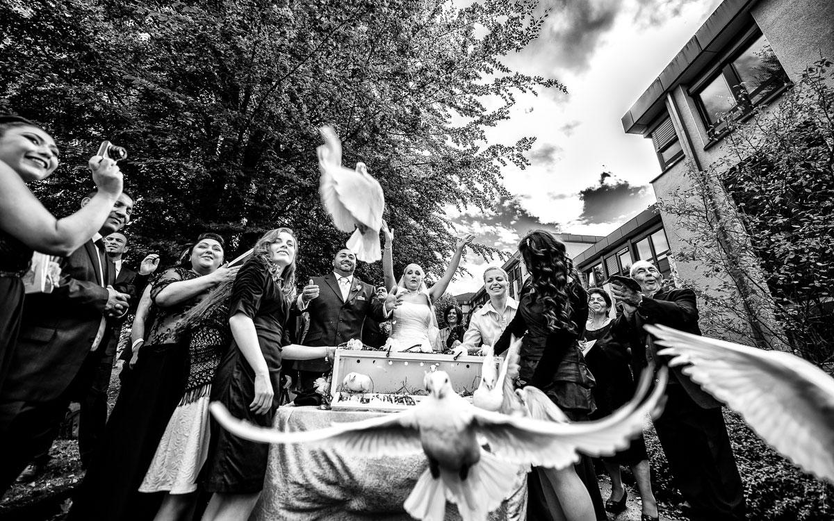 Eine türkische Hochzeit im Rheinland