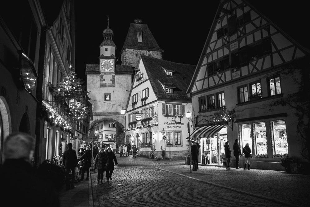 Auf Abwegen 001: Weihnachten in Rothenburg und Nürnberg