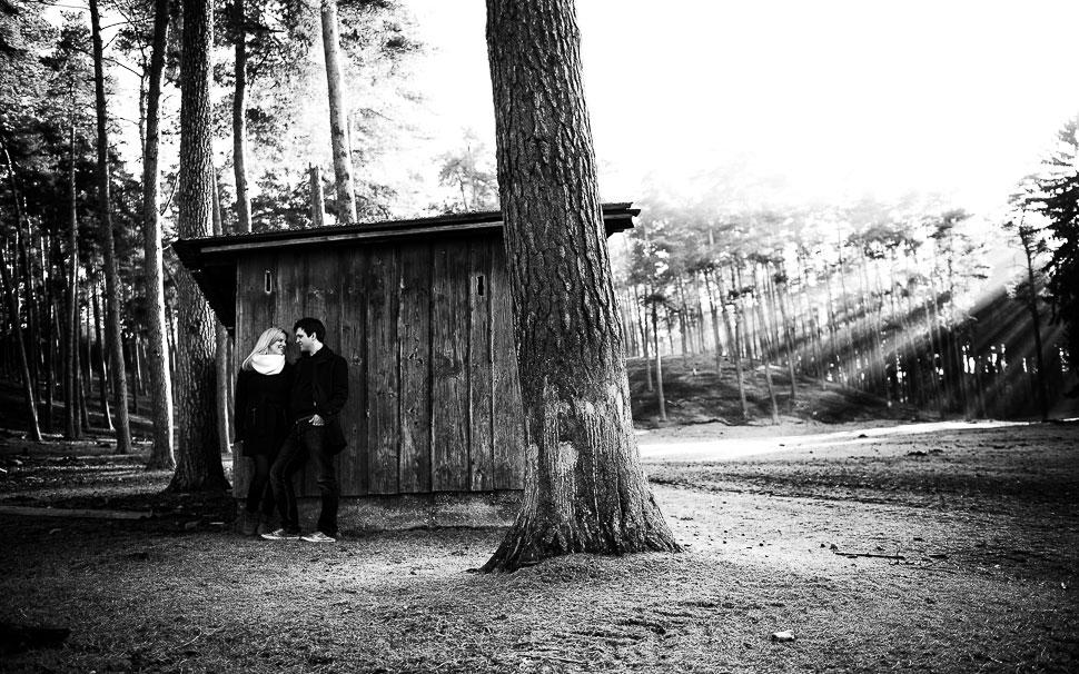 Engagement-Shooting im Naturwildpark Granat - Haltern ...