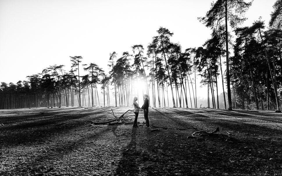 Engagement-Shooting im Naturwildpark Granat – Haltern