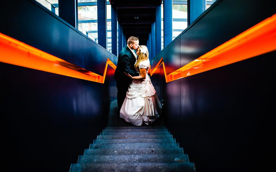 Tropenhochzeit im Ruhrgebiet – Hochzeit auf Burg Blankenstein