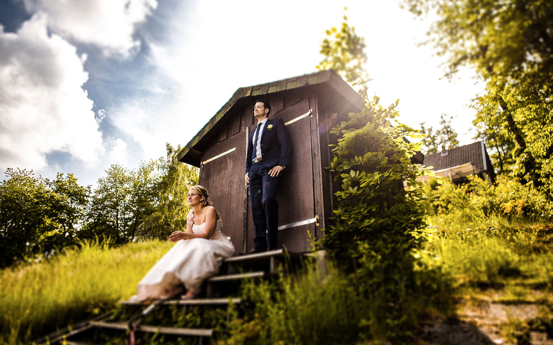 Eine Hochzeit im Beach Club Eifel – Nideggen