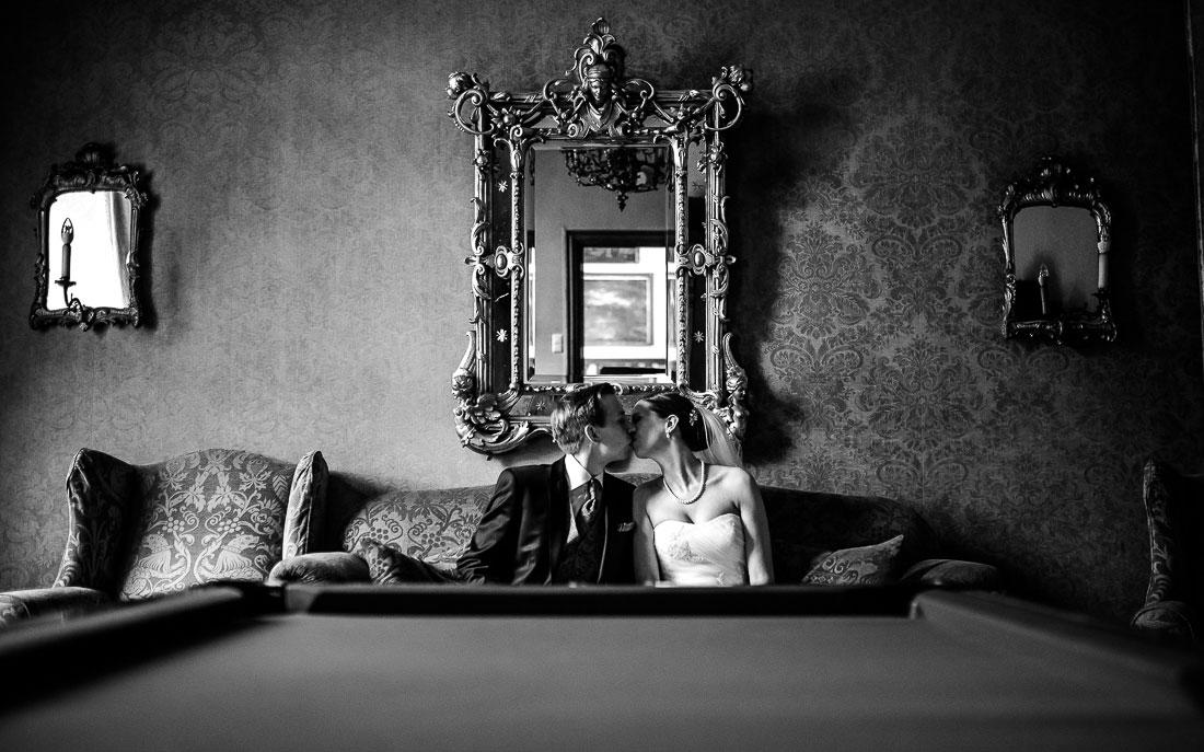 Hochzeit auf Schloss Hugenpoet – Essen