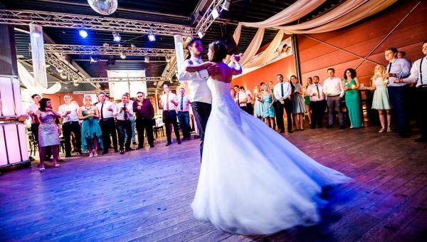 Hochzeit in der Vest Arena – Recklinghausen