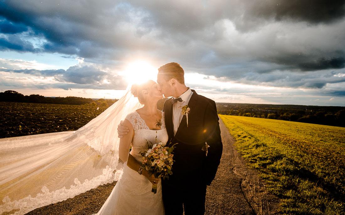 Eine Hochzeit in Coesfeld