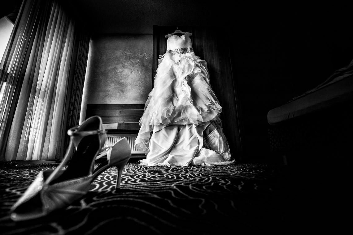 Hochzeitskleid Hochzeitsfotograf