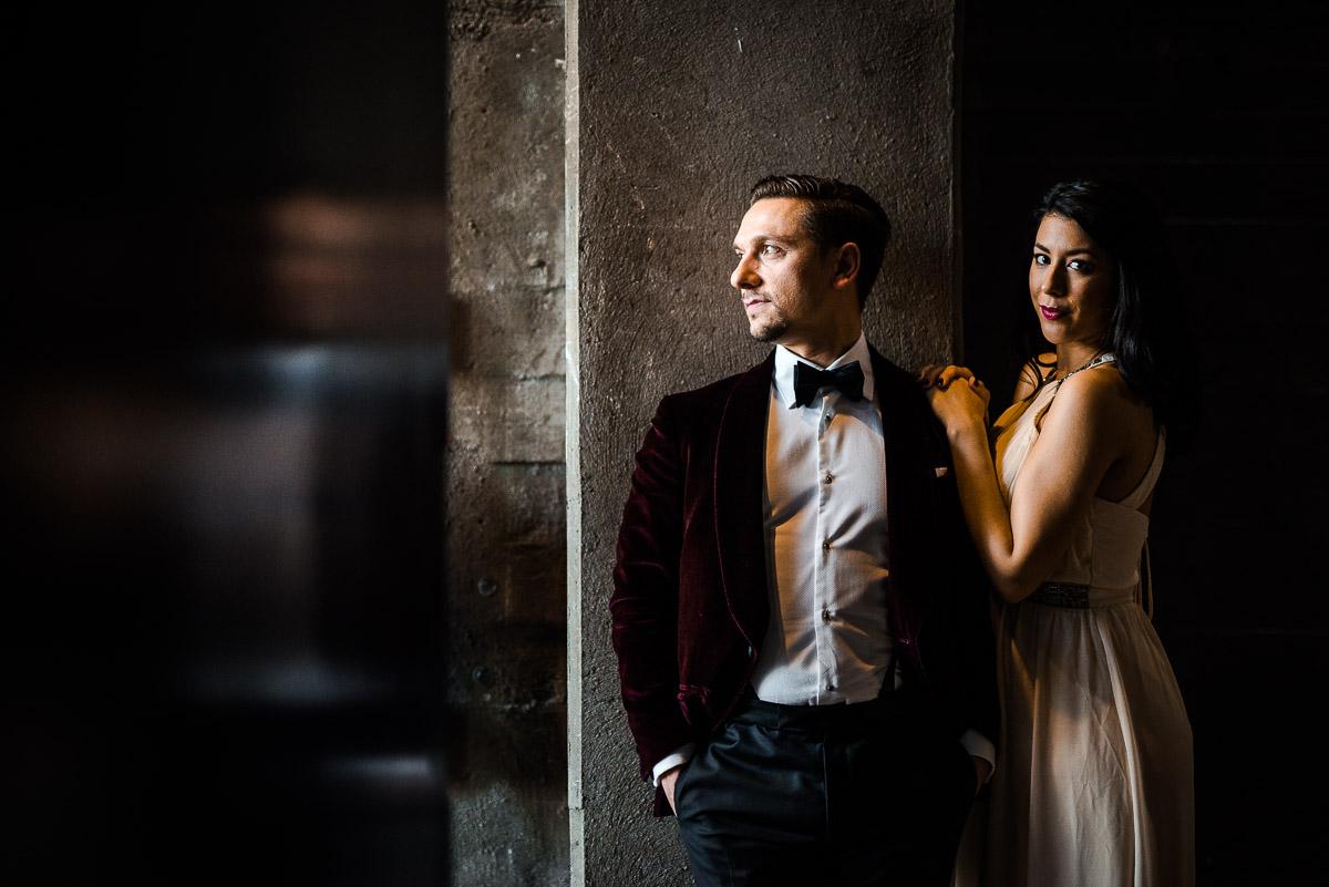 Hochzeit auf Schloss Borbeck – Essen