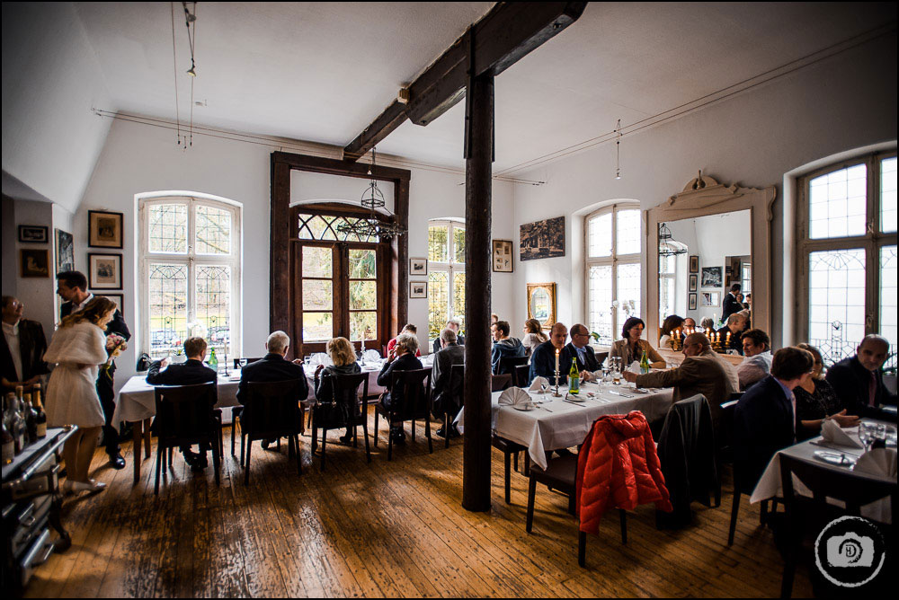 Hochzeit auf Wasserschloss Haus Kemnade Hattingen