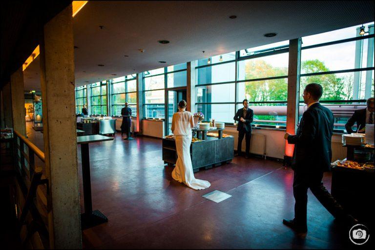 Zeche Zollverein Casino Hochzeit