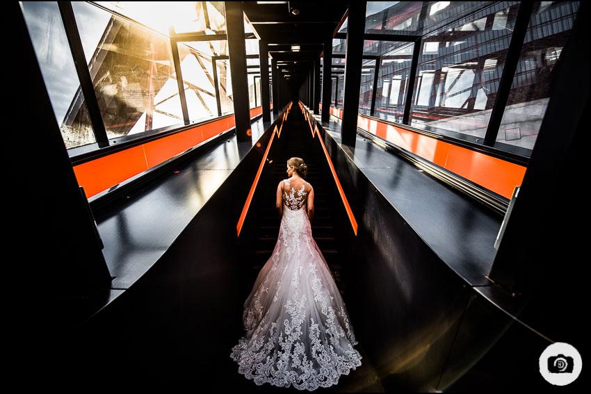 After-Wedding-Shooting Zeche Zollverein - Hochzeit Essen 12
