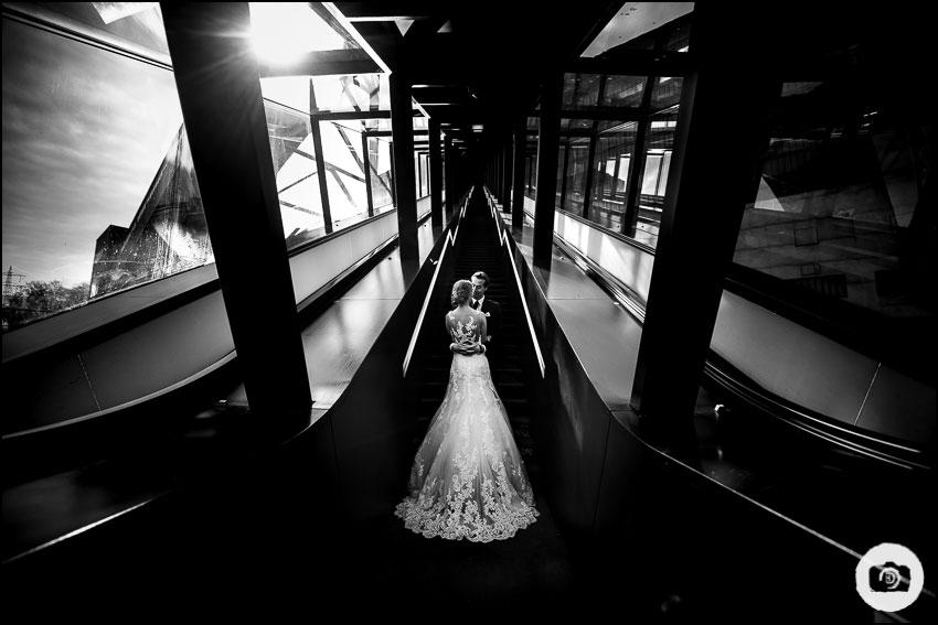 After-Wedding-Shooting Zeche Zollverein - Hochzeit Essen 13