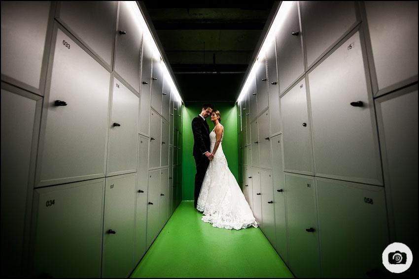After-Wedding-Shooting Zeche Zollverein - Hochzeit Essen 16