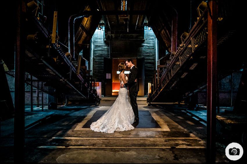 After-Wedding-Shooting Zeche Zollverein - Hochzeit Essen 17