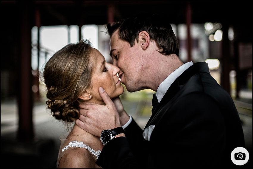 After-Wedding-Shooting Zeche Zollverein - Hochzeit Essen 3