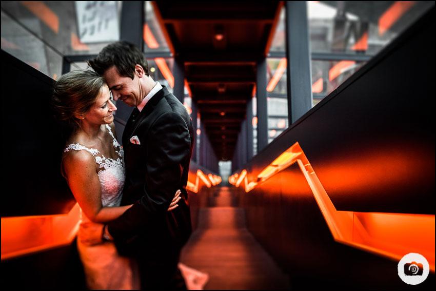 After-Wedding-Shooting Zeche Zollverein - Hochzeit Essen 22