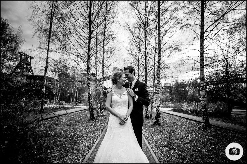 After-Wedding-Shooting Zeche Zollverein - Hochzeit Essen 8