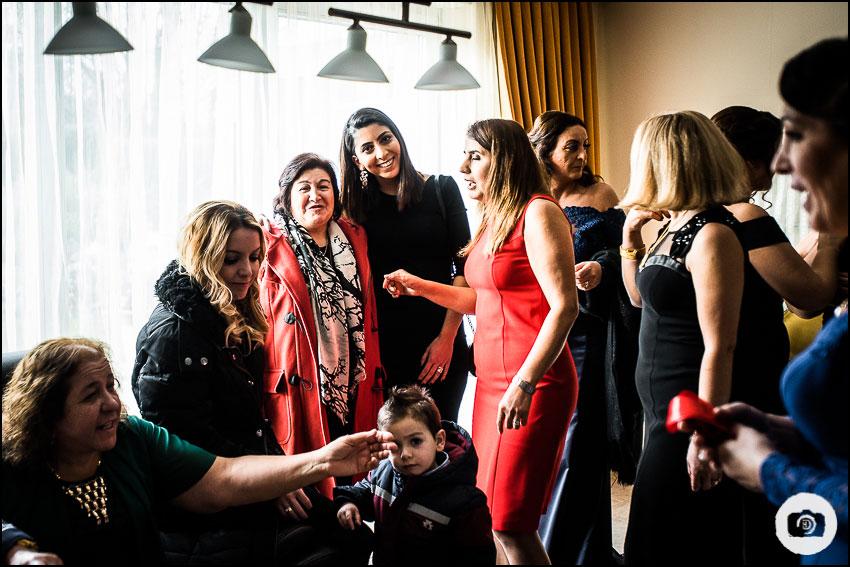 Türkische Hochzeit im Winter - Hochzeitsfotograf Essen 14