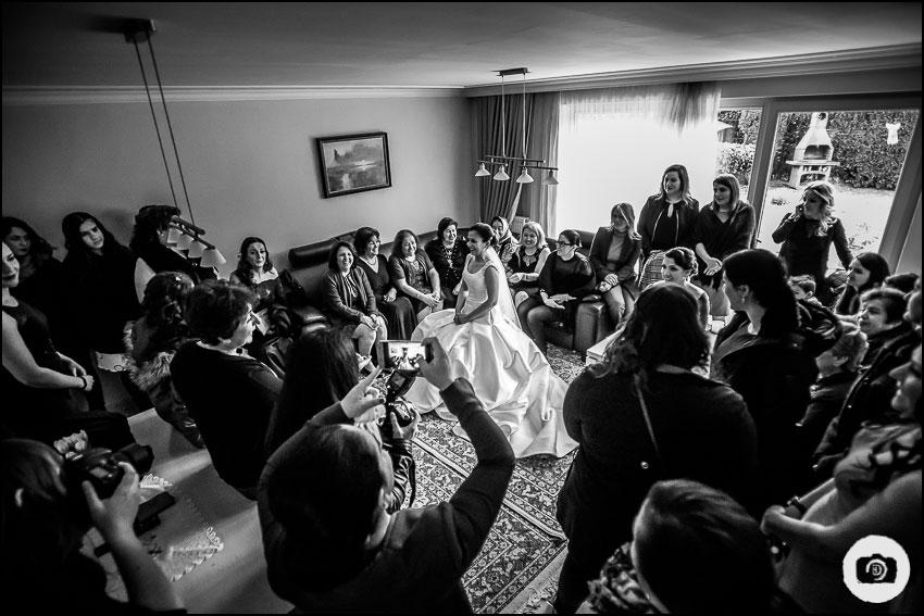 Türkische Hochzeit im Winter - Hochzeitsfotograf Essen 22