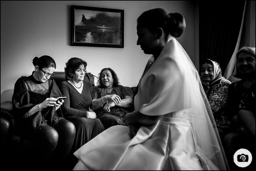 Türkische Hochzeit im Winter - Hochzeitsfotograf Essen 24