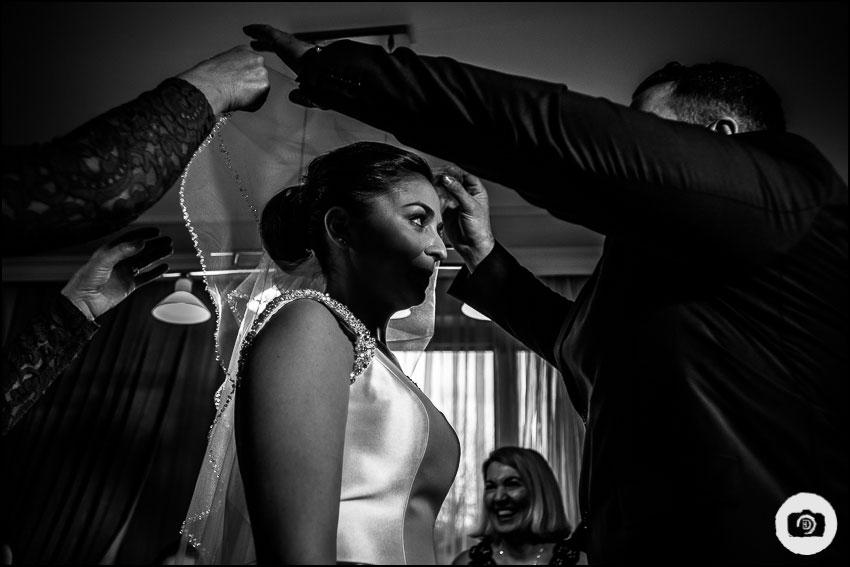 Türkische Hochzeit im Winter - Hochzeitsfotograf Essen 30