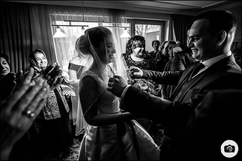 Türkische Hochzeit im Winter - Hochzeitsfotograf Essen 34
