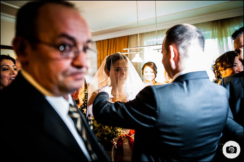 Türkische Hochzeit im Winter - Hochzeitsfotograf Essen 35