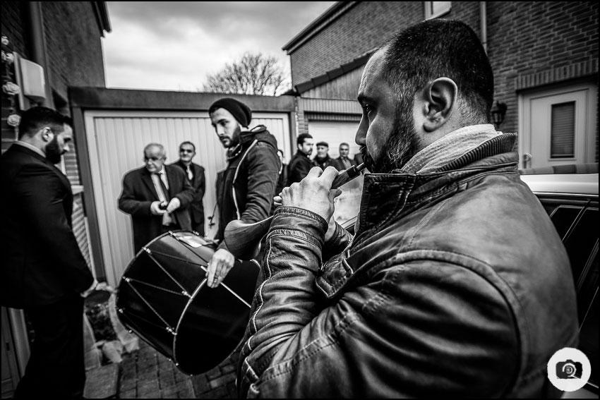 Türkische Hochzeit im Winter - Hochzeitsfotograf Essen 36