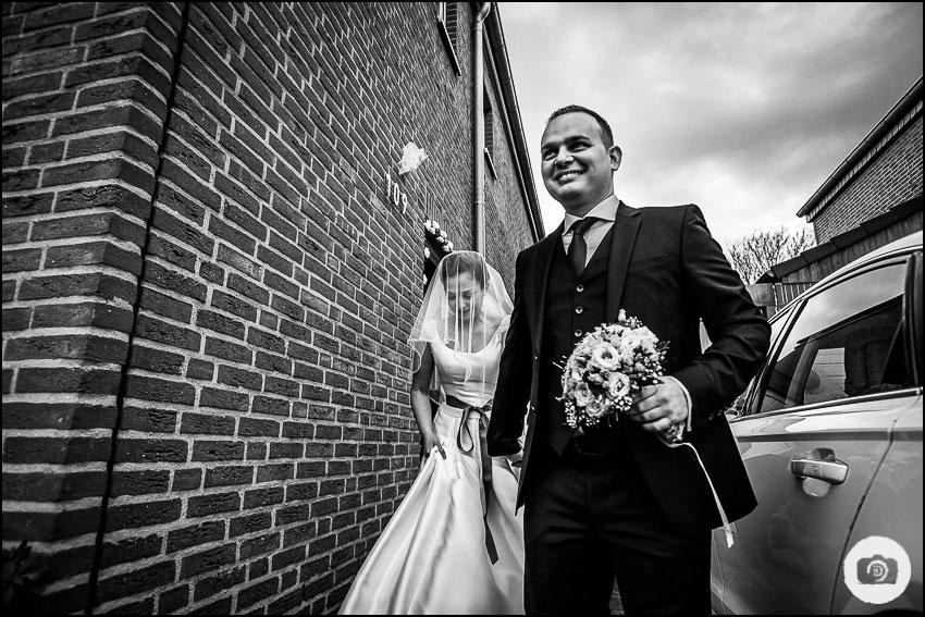 Türkische Hochzeit im Winter - Hochzeitsfotograf Essen 37