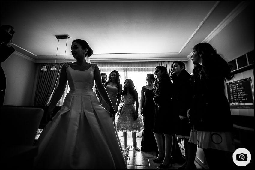 Türkische Hochzeit im Winter - Hochzeitsfotograf Essen 4