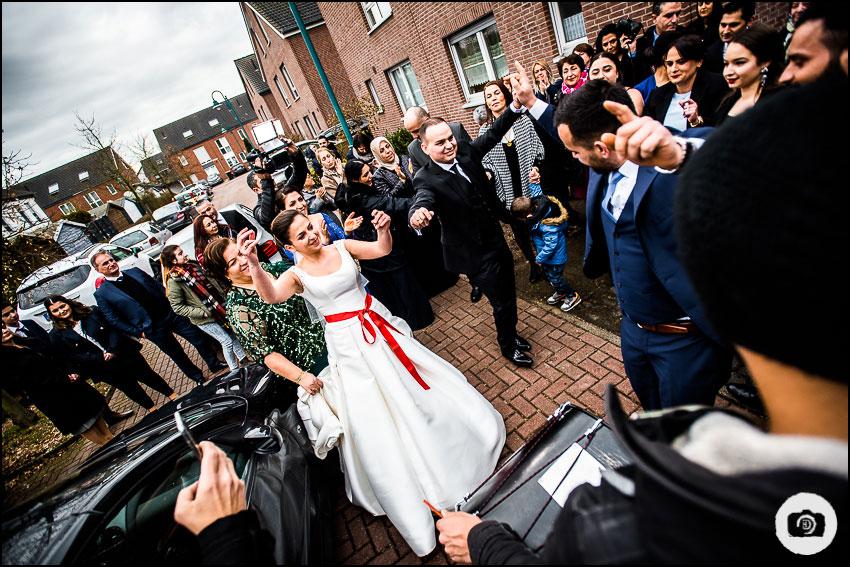 Türkische Hochzeit im Winter - Hochzeitsfotograf Essen 41