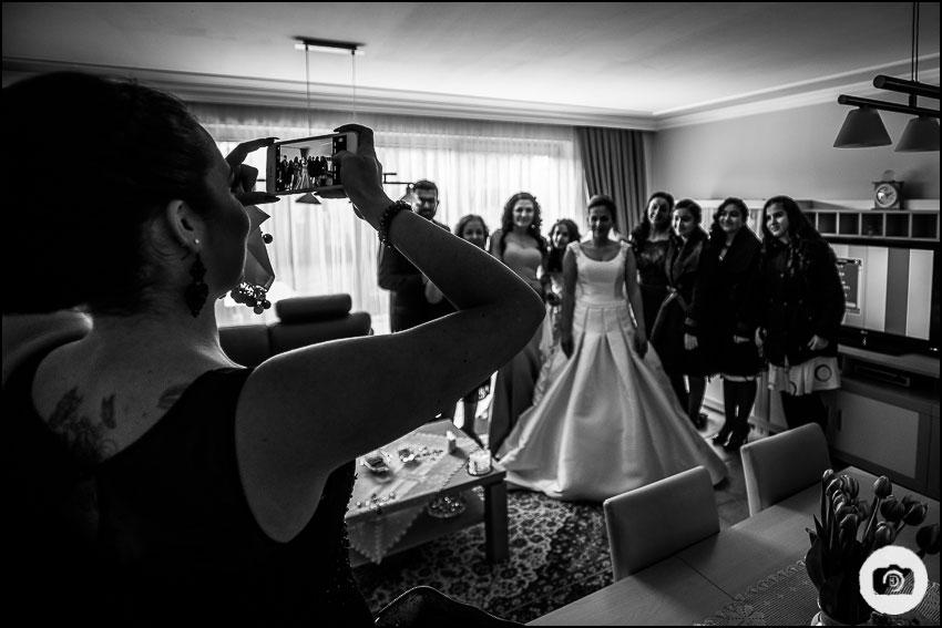 Türkische Hochzeit im Winter - Hochzeitsfotograf Essen 5