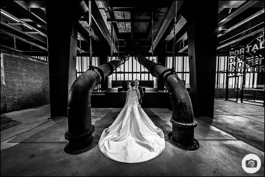 Türkische Hochzeit im Winter - Hochzeitsfotograf Essen 55