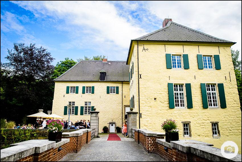 Hochzeit Schloss Lüttinghof - Hochzeitsfotograf Gelsenkirchen 58