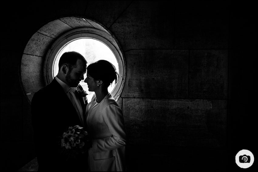 Winterhochzeit - Hochzeitsfotograf Bochum 1