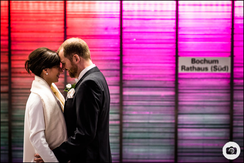 Winterhochzeit - Hochzeitsfotograf Bochum 9