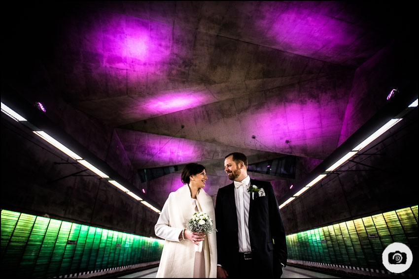 Winterhochzeit - Hochzeitsfotograf Bochum 12