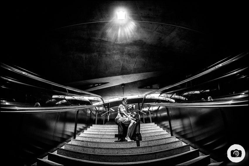 Winterhochzeit - Hochzeitsfotograf Bochum 13