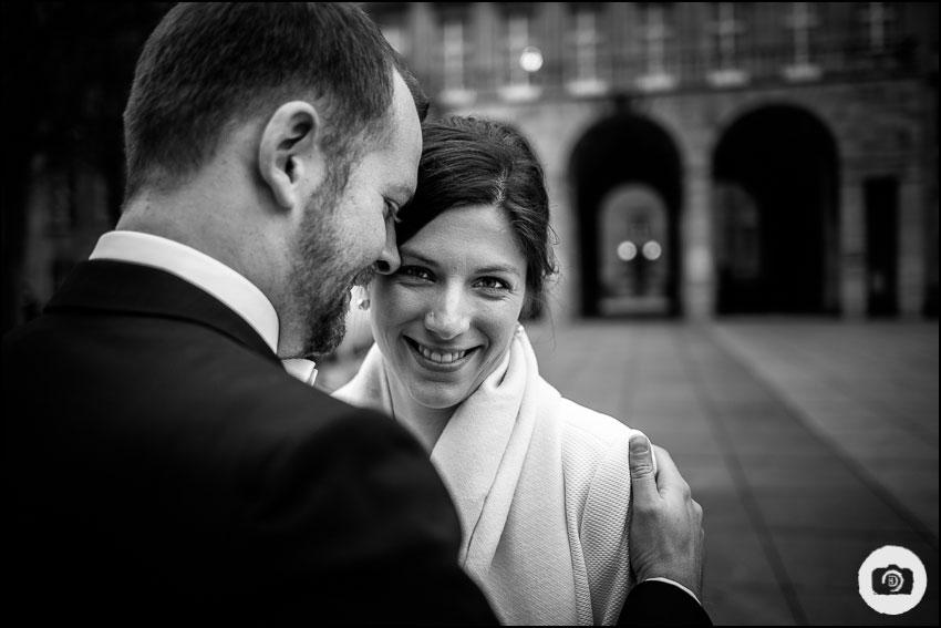 Winterhochzeit - Hochzeitsfotograf Bochum 16