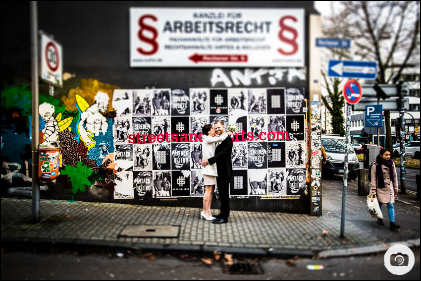 Winterhochzeit - Hochzeitsfotograf Bochum 25