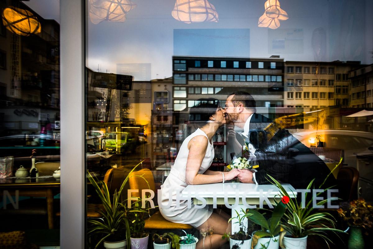 Winterhochzeit – Hochzeitsfotograf Bochum