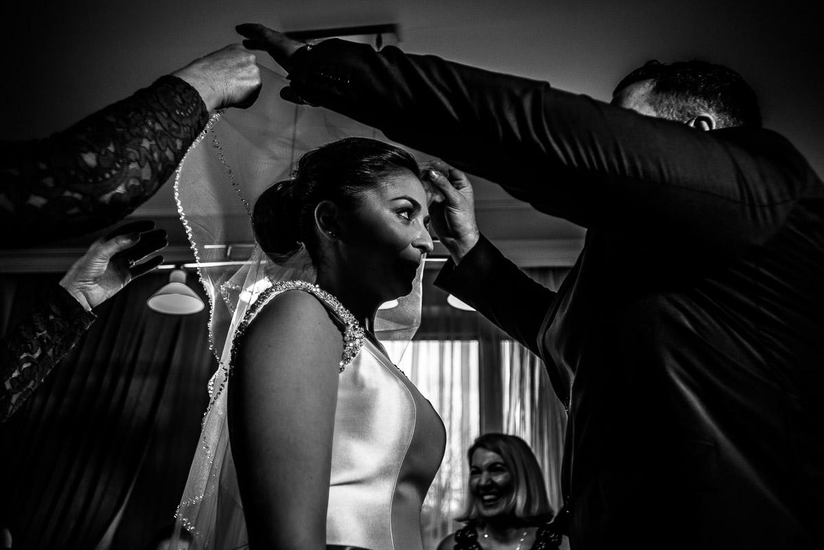 Türkische Hochzeit im Winter – Hochzeitsfotograf Essen