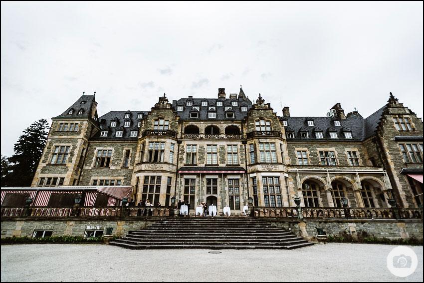 Hochzeit Schloss Kronberg - Hochzeitsfotograf Frankfurt 1