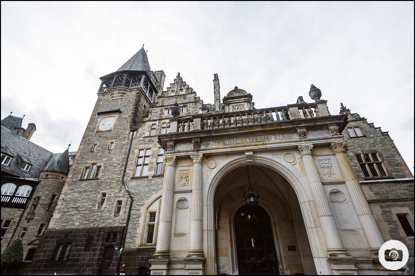 Hochzeit Schloss Kronberg - Hochzeitsfotograf Frankfurt 2