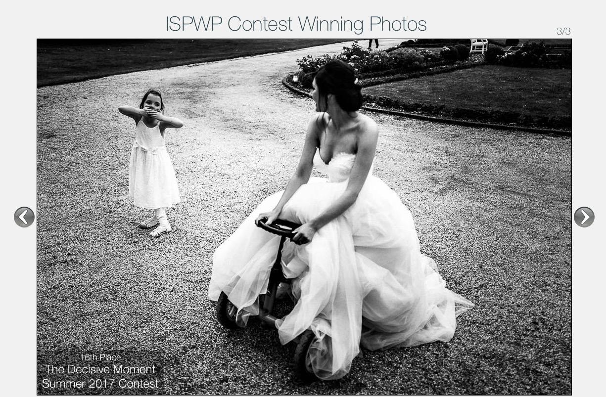 2 Awards bei der ISPWP