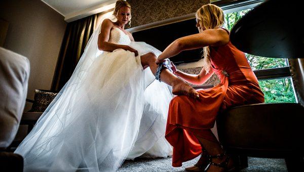 Braut Getting-Ready Hochzeitsfotograf