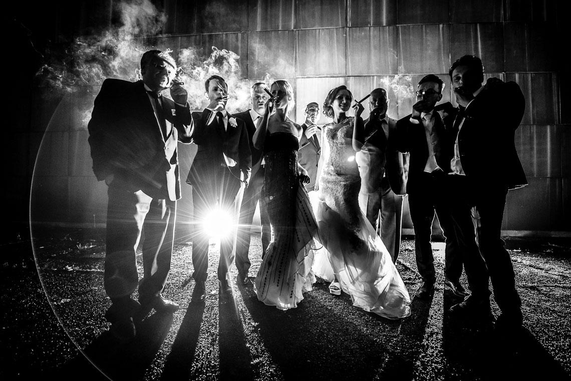 Hochzeitsfotograf NRW Gruppenfoto